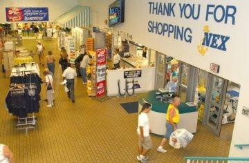 NAS Whidbey Island Navy Exchange Shop