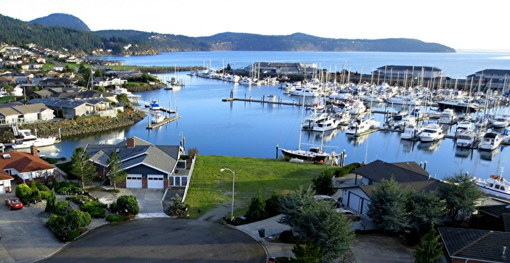 Anacortes Marina Neighborhood