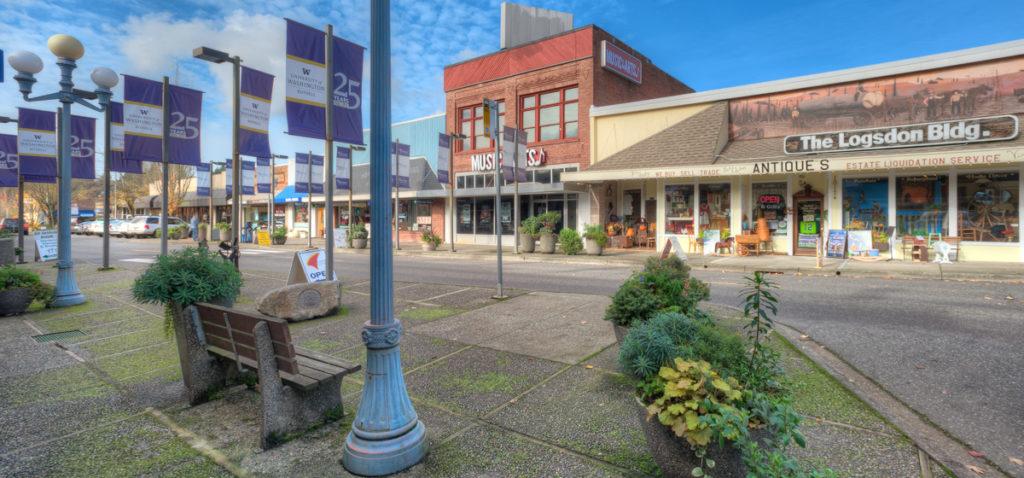 Bothell Downtown WA