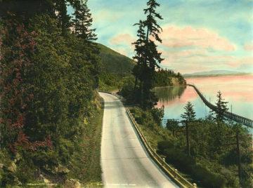 Chuckanut Drive vicinity of Bellingham Bay WA