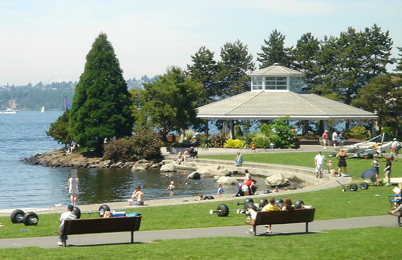 Kirkland WA Waterfront