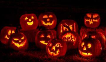 Halloween - Lighted Pumpkin